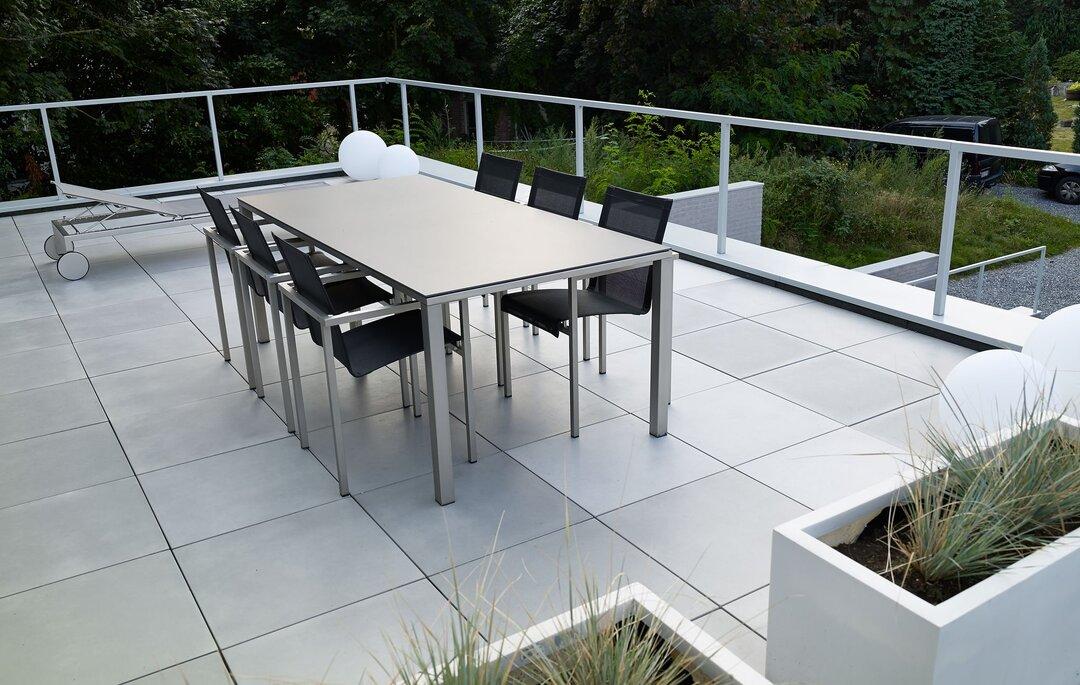 Dakterras Of Balkon : Dakterras balkon ebema stone style