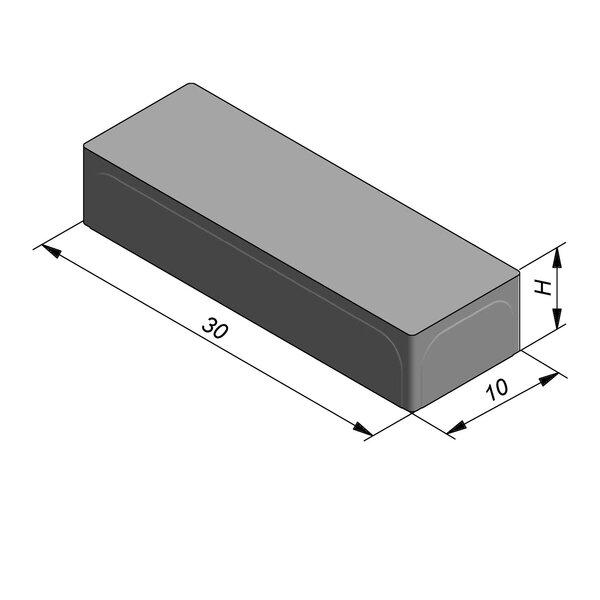 Product image for Klinker Cassaia 30x10cm (LxB)